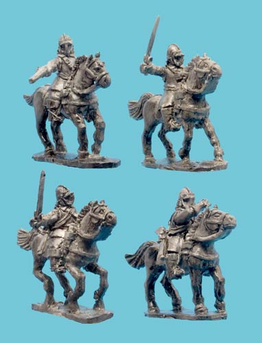 15WTK-39 Heavy Cavalry with Lobster Helmet