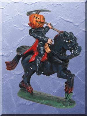 PC-01 Ragged Jack - The Pumpkin Headed Rider
