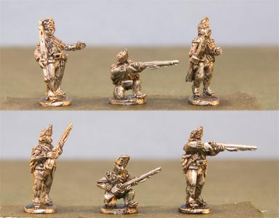 15AMR-23 British Light Infantry with Command