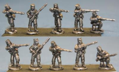 15FFT-103 Legionnaire Skirmishing