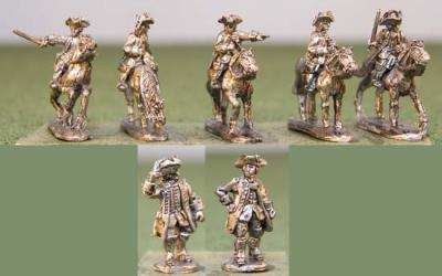 15LOM123 French Generals/Colonels