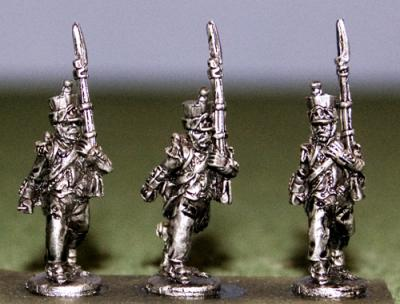 15NFT-210 Flank Company Campaign Dress March Attack