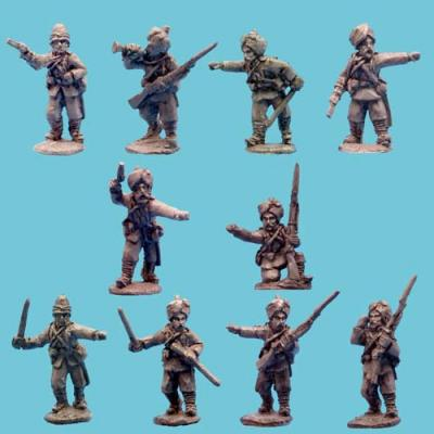 15NWB-01 Indian Infantry Command
