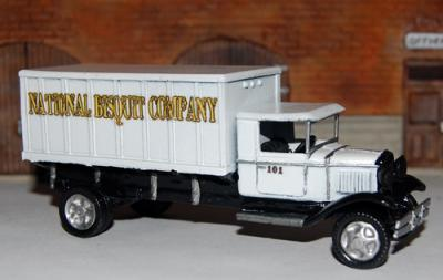 BMM1205 Long Bed Box Truck