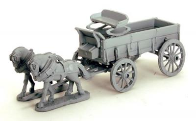 BMM1306 Army Supply Wagon