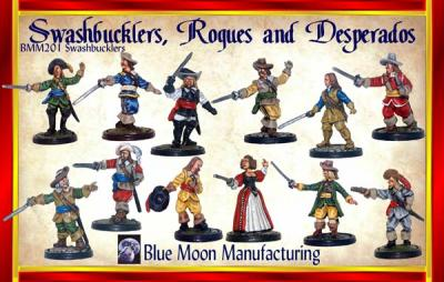BMM201 Box 1 Swashbucklers