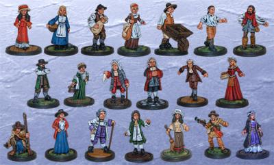 BMM108 Colonial American Civilians
