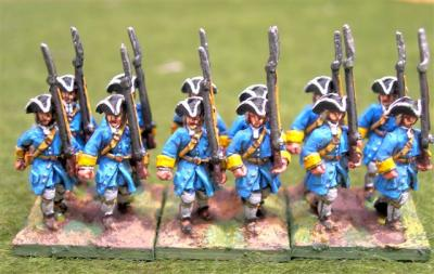 15MBN102 Infantry Tricorn Marching